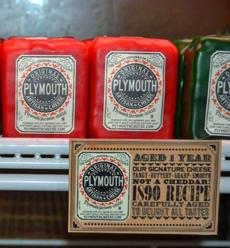 Plymouth Original in Plymouth is made from a recipe dating to the late 1800s.